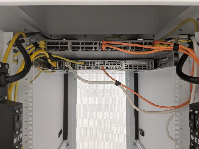 1U Server Colocation
